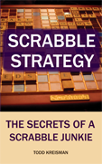 Scrabble Strategy book cover